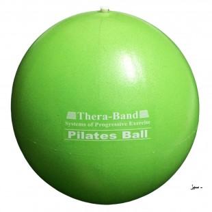 توپ پیلاتس و یوگا  تراباند با قطر 25 سانتی متر