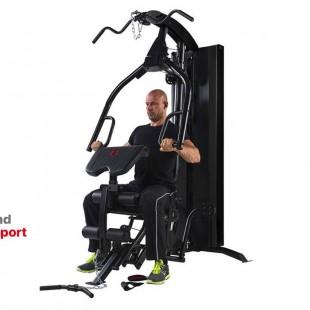 دستگاه بدنسازی کششی فوق حرفه ای و قدرتمند ؛ مولتی جیم خانگی ؛ چند منظوره مارک مرسی مدل HG-7000