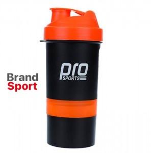 شیکر پرو اسپورتز ظرفیت 0.4 لیترPro Sports Shaker 0.4 Litre