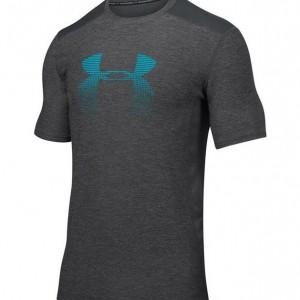 تی شرت آستین کوتاه مردانه آندر آرمور مدل Raid Graphic SS