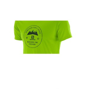 تی شرت ورزشی مردانه سالومون کد | salomon NU74847