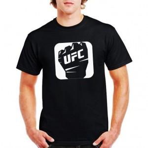 تی شرت مردانه یوافسی کد UFC   HF9474