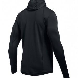 بولیز ورزشی مردانه آندر آرمور مدل ColdGear Reactor Run Balaclava Hoodie