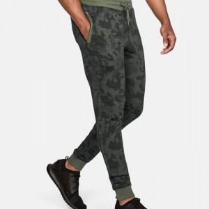 شلوار ورزشی مردانه آندر آرمور مدل Fleece Patterned Stacke