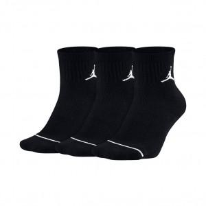 جوراب ساق کوتاه بزرگسال بسته 3 عددی - جردن