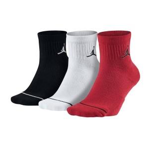 جوراب ورزشی جردن مدل Quarter 3 Pack