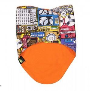 ماسک ورزشی کد D6393