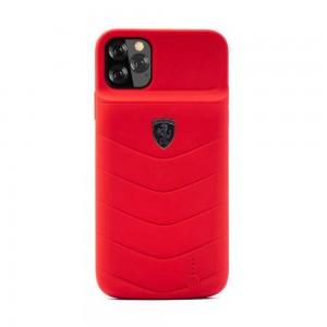 کاور شارژ سی جی موبایل طرح Ferrari ظرفیت 3600 میلی آمپر مناسب برای گوشی موبایل اپل iPhone 11 Pro