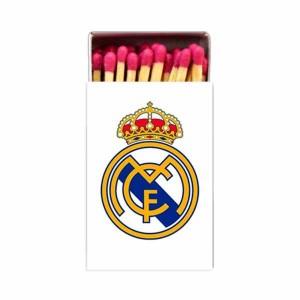کبریت طرح رئال مادرید