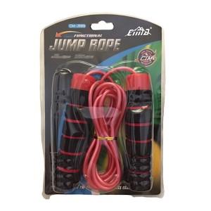 طناب ورزشی ساده مدل jump bope