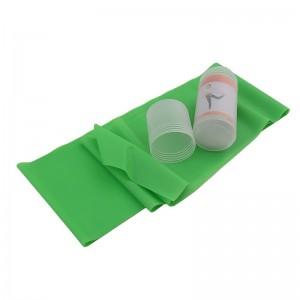 کش پیلاتس مدل ELASTIC BAND ضخامت 0.5 میلی متر رنگ سبز