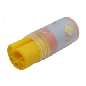 کش پیلاتس مدل ELASTIC BAND ضخامت 0.4 میلی متر رنگ زرد