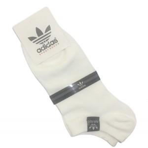 جوراب ورزشی مچی زنانه آدیداس رنگ سفید