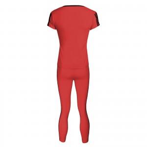 ست تی شرت و لگینگ زنانه آدیداس کد D300