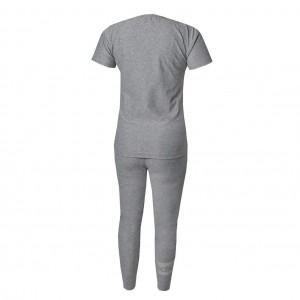 ست تی شرت و لگینگ زنانه آدیداس کد Q600
