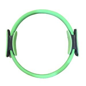 حلقه پیلاتس (رینگ یوگا) GOLDEN STAR کد Q90 رنگ سبز