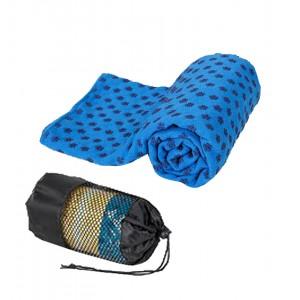 زیرانداز یوگا حوله ای مدل YOGA Mat رنگ آبی