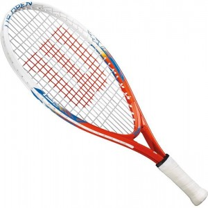 راکت تنیس بچهگانه ویلسون مدل US Open19