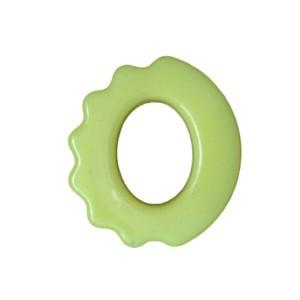 حلقه تقویت مچ مدل W500 رنگ زرد