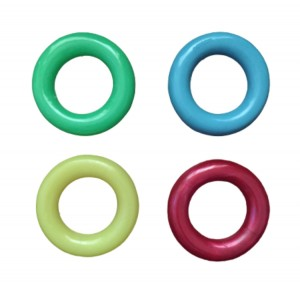 حلقه تقویت مچ مدل Q600 رنگ زرد