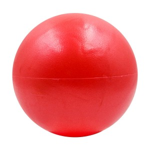 توپ پیلاتس آذیموس مدل SKD-007 رنگ قرمز