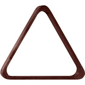 مثلث بیلیارد – چوبی