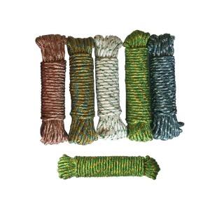 طناب کوهنوردی 10 متری رنگ مشکی