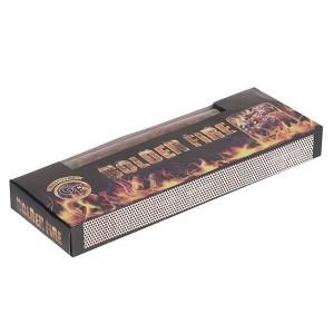 آتش زنه گلدن فایر طرح 1 بسته 12 عددی