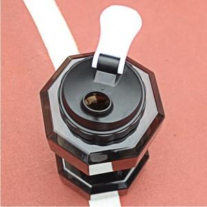 قمقمه دمبلی مدل PRO ظرفیت 2.2 لیتر رنگ مشکی