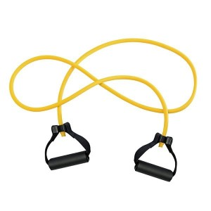 کش ورزشی CX رنگ زرد (مقاومت کم) طول 1.50 متر