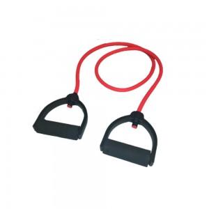 کش ورزشی CX رنگ قرمز(مقاومت متوسط) طول 1.50 متر
