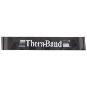 کش پیلاتس مینی لوپ حرفه ای ترابند Thera-Band رنگ مشکی