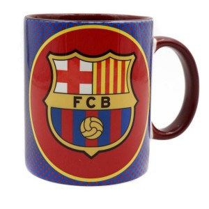 لیوان ورزشی بارسلونا ZeeZip FC Barcelona 882GM Mug-