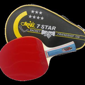 راکت پینگ پنگ فرندشیپ مدل 7 ستاره