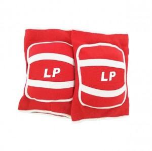 زانوبند والیبال مدل LP سایز Freesize رنگ قرمز