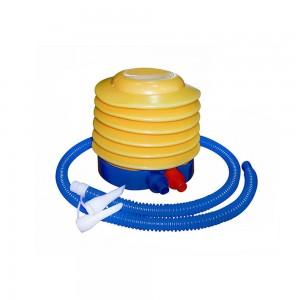 توپ بدنسازی نیم خار GYM BALL رنگ آبی قطر 75cm