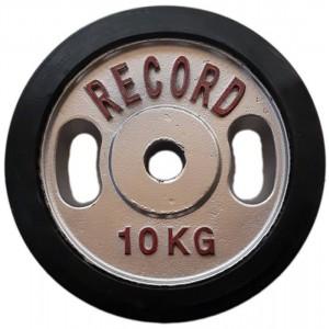 وزنه دمبل رکورد وزن 10 کیلوگرم بسته 2 عددی