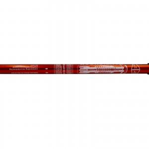 عصای کوهنوردی مدل ANTISHOCK رنگ قرمز