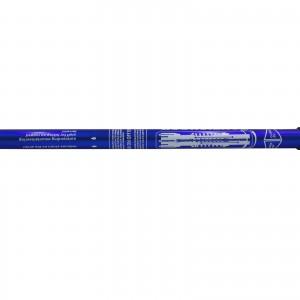 عصای کوهنوردی مدل ANTISHOCK رنگ آبی