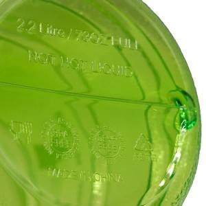 قمقمه جاگ واتر آندر آرمور مدل professional ظرفیت 2 لیتر کد01