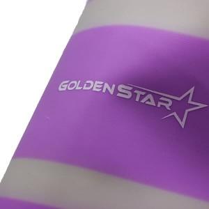 کش پیلاتس GOLDEN STAR ضخامت 0.55 میلی متر رنگ بنفش