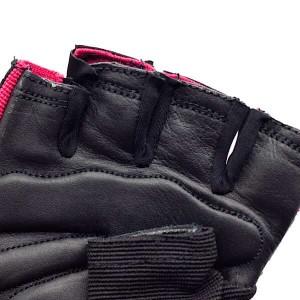 دستکش بدنسازی زنانه نایکی مدل چرمی