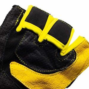 دستکش بدنسازی زنانه نایکی مدل چرمی کد01