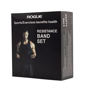 کش ورزشی سی ایکس روکش دار برند ROGUE اصلی مقاومت نسبتا کم