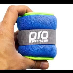 وزنه مچ دست و پا Pro Sports اصلی مدل 3 کیلوگرمی