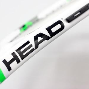 راکت تنیس هد مدل LITE همراه با گریپ