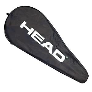 راکت تنیس هد مدل BLACK همراه با گریپ