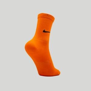 جوراب ورزشی نایکی مدل DRI-FIT COTTON FLY CREW کد07
