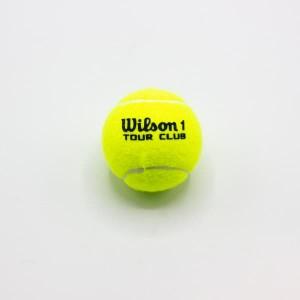 توپ تنیس ویلسون مدل Tour Club بسته یک عددی