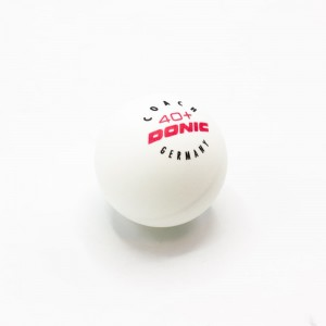 توپ پینگ پنگ دونیک کوچ +۴۰ پلاستیکی درجه ۱ (بسته ۱۲۰ عددی)